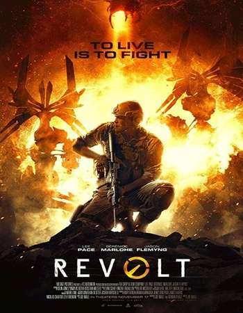 Revolt 2017 English 720p BluRay x264