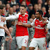 LIVE UPDATE: Arsenal Vs Tottenham 1-1