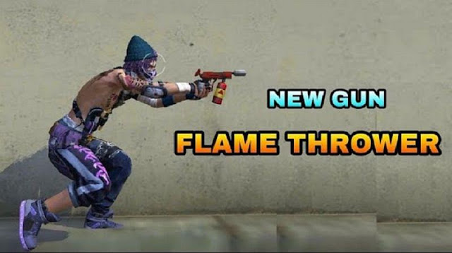 Free Fire OB24 güncellemesinde Flamethrower silahı: Hasar, istatistikler ve diğer ayrıntılar