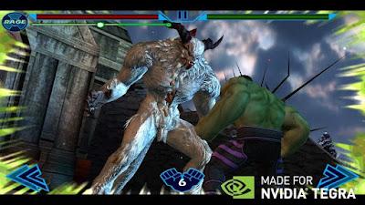 Jogo Avengers Initiative (os vingadores) da Marvel para Android parte 1 Hulk 3