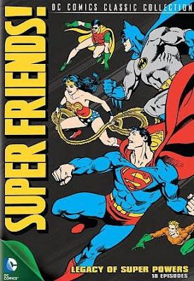 Superamigos: Legado de Super Poderes