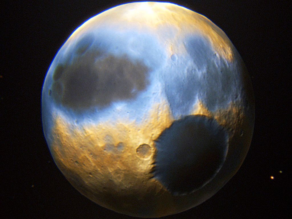 planets moons craters - photo #19