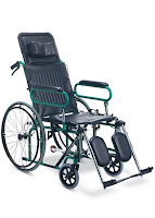 Reclining Wheelchair 902 GC