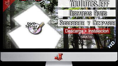 DVDStyler 2.9.6 FULL ESPAÑOL | 2016