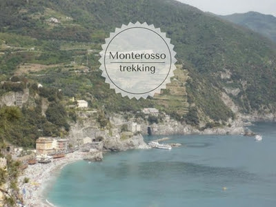 Monterosso vista dall'alto