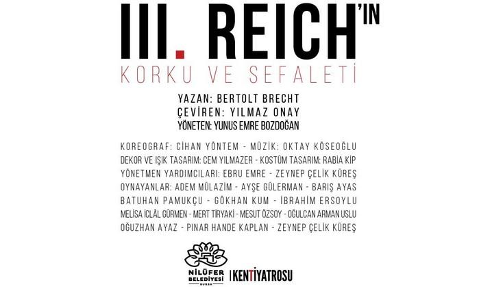 III. Reich'in Korku ve Sefaleti