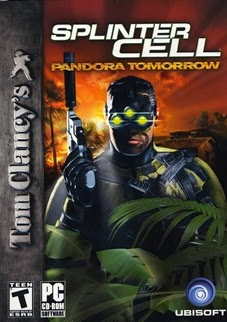 Splinter Cell: Pandora Tomorrow - PC (Download Completo)