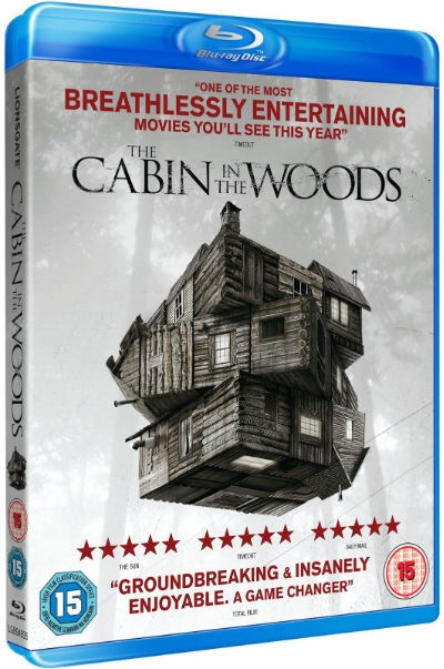The Cabin In The Woods 1080p HD MKV Latino
