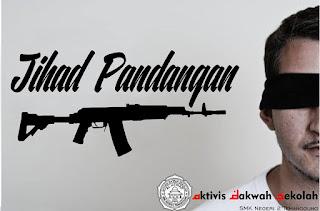 Jihad Pandangan !!!