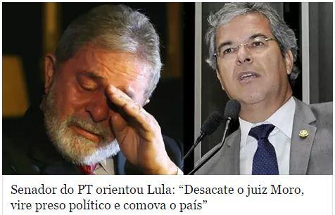 O plano maquiavélico de Lula