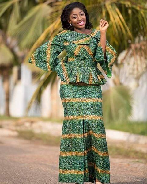 New Asoebi Styles To Sew This Week.