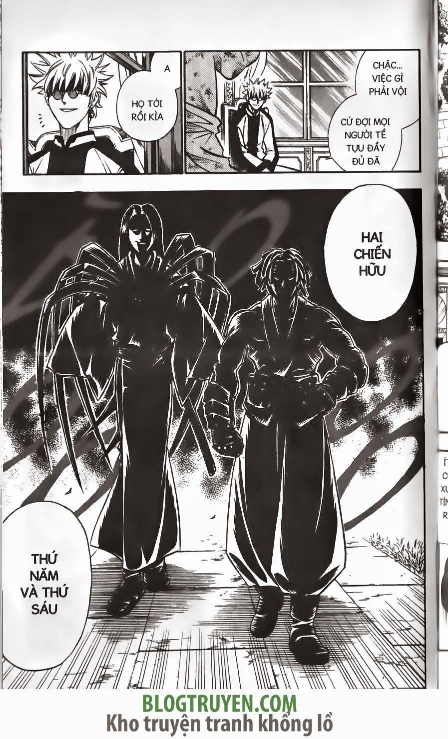 Rurouni Kenshin chap 155 trang 20