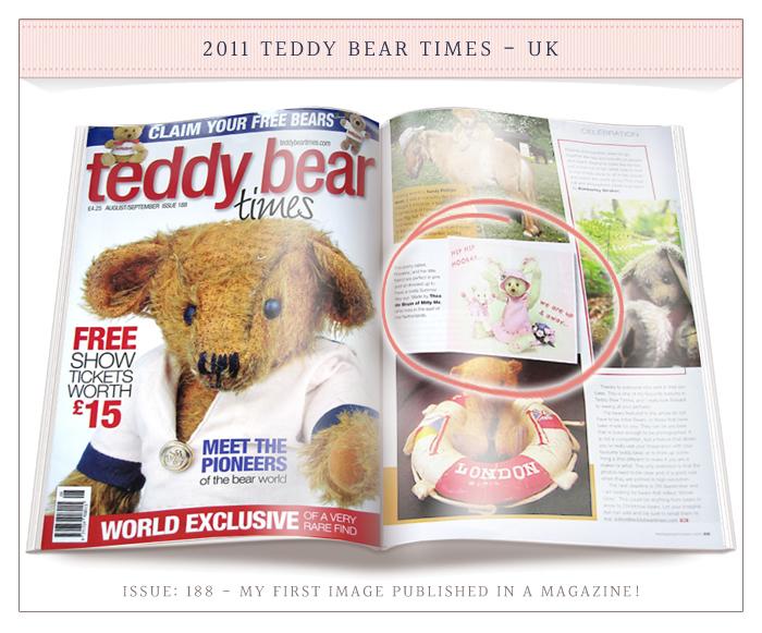 Teddy Bear Times 2011