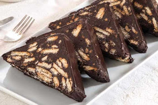 Mosaic Cake (Mozaik Pasta)