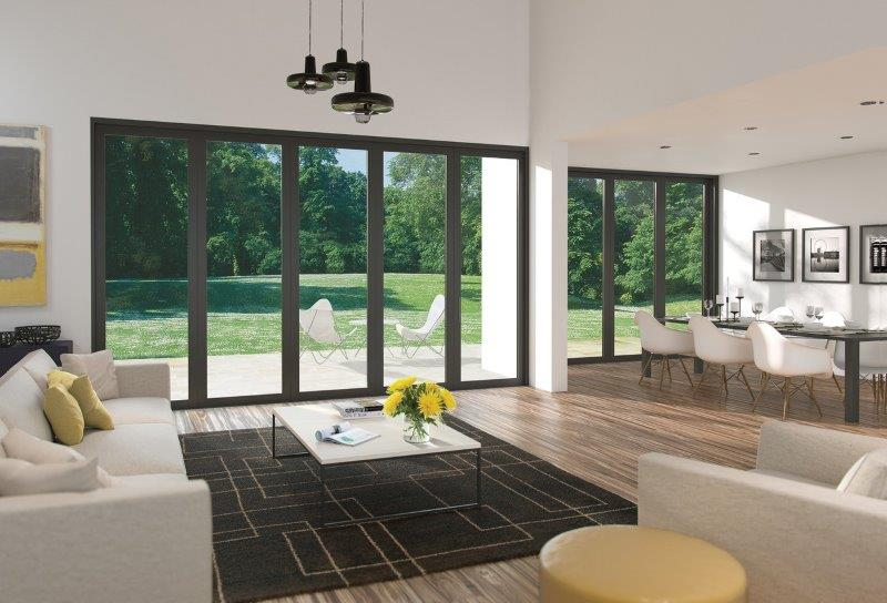 Visibly different exceptional operation Centor® launches new 345 Folding Door & The Door Industry Journal: Visibly different exceptional operation ...