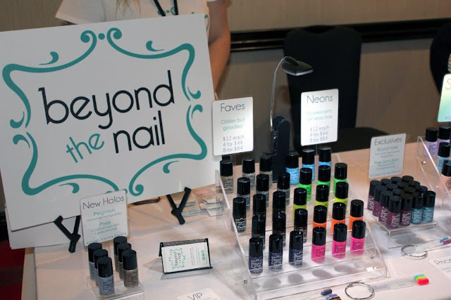 Beyond the Nail Canadian indie nail polish IEC 2018