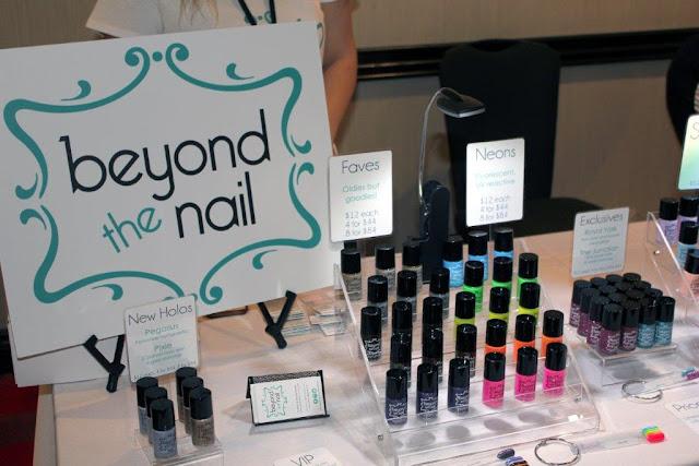 Beyond the Nail Canadian indie nail polish IEC 2018