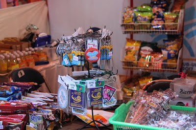 Bazar MTQMN ke15 di Universitas Brawijaya