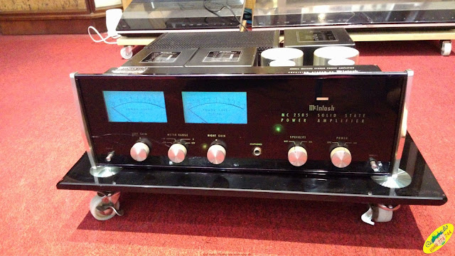 Power - McIntosh MC2505 - Made in USA