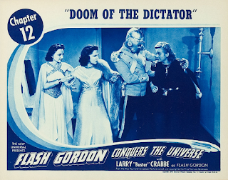 Flash Gordon conquista el Universo - Doom of the Dictator