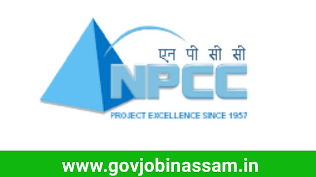 NPCC Limited Recruitment 2018.