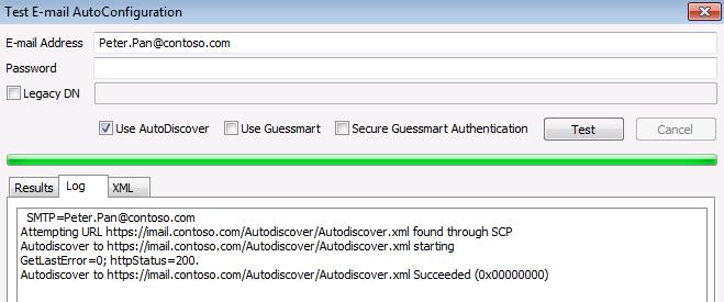 Terry L@u's blog: Autodiscover failed (0x800C8203)