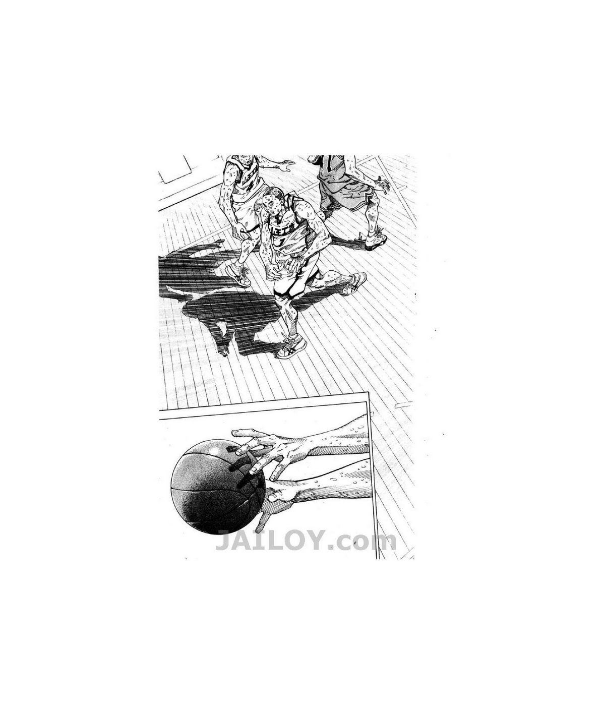 Slamdunk สแลมดังก์ เล่มที่ 31 [End] TH แปลไทย อ่านการ์ตูน