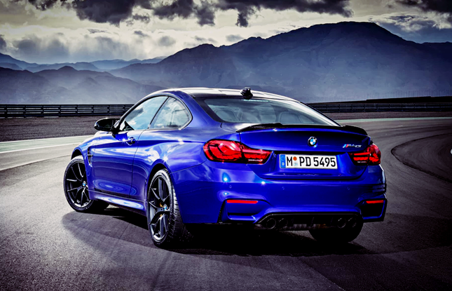 BMW M4 Performance and 0-60 Time List