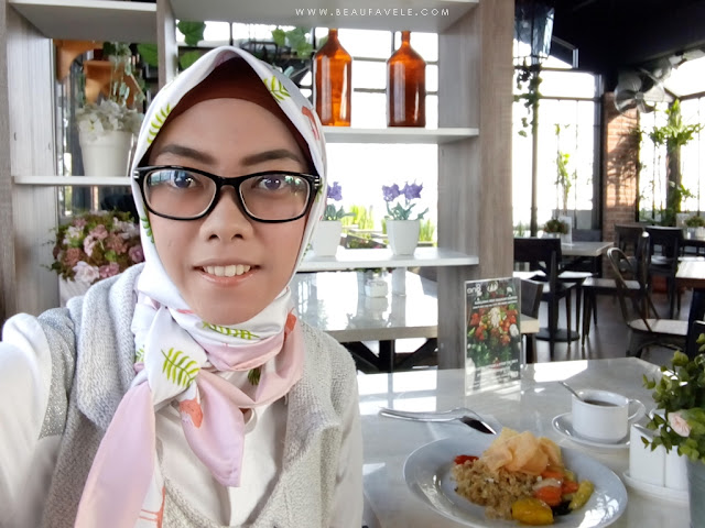 breakfast di KYTOS Hotel Bandung