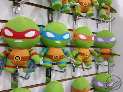Toy Fair 2017 Comic Images Nickelodeon Teenage Mutant Ninja Turtles Plush