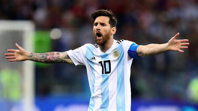 Prediksi Nigeria vs Argentina, 26 Juni 2018