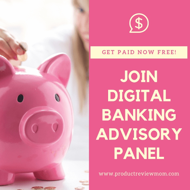 Join Digital Banking Advisory Panel and Get Paid Free!