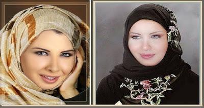 #نانسي_عجرم تعترف أخيرا بديانتها الحقيقية وديانة زوجها !!!