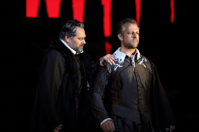 Ildar Abdrazakov, Christoph Pohl - Verdi: Don Carlo - Royal Opera - ©ROH, Photo Catherine Ashmore