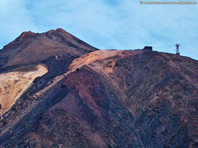 Vulkanspitze Teide Teneriffa