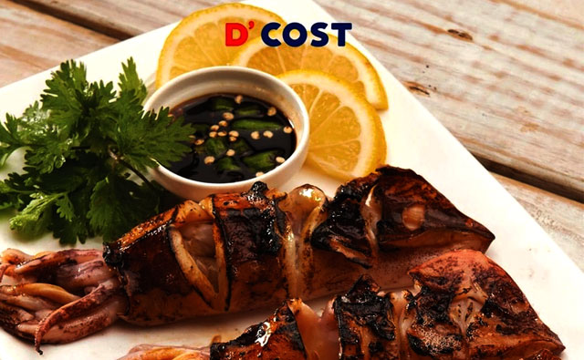 d'cost seafood restaurant
