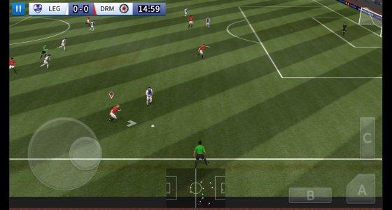 Dream League Soccer 2018 (dls 18) Apk + Obb Data Download