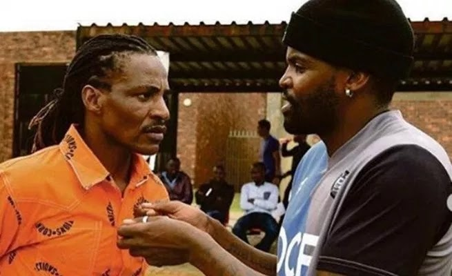 WATCH Dj Cleo apologises for visiting Brickz in prison because of Boity's bullying