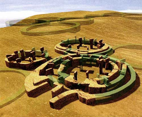 Göbekli Tepe 7.250 SM, Lebih Tua Dari Roda Pertama!