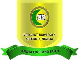 Crescent University Post-UTME Screening Form 2021/2022