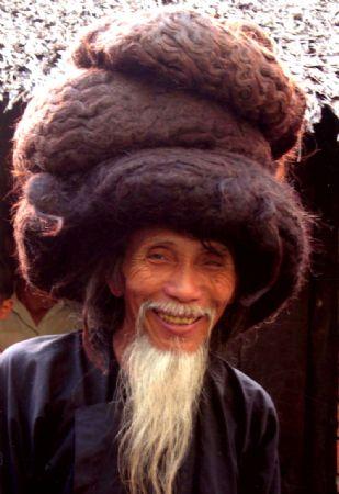 World's Longest Hair 6.3 meters (over 20 feet)   All ...
