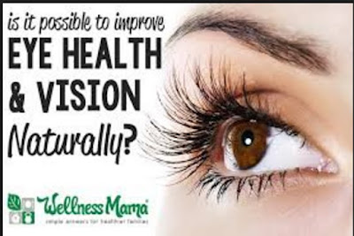 How To Improve Eyesight Naturally