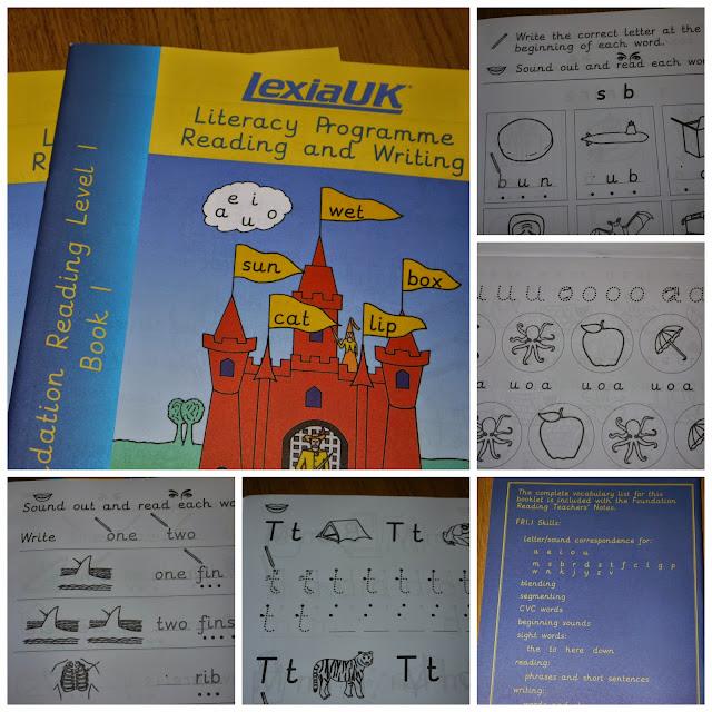 literacy, ks1