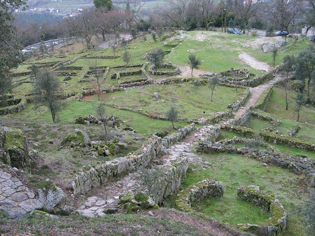 História da Citânia de Guimarães