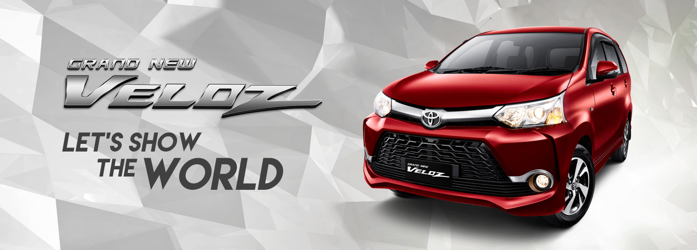 Warna Toyota Grand New Veloz All Camry Malaysia Harga Hebat Persembahan Anzon Kalbar