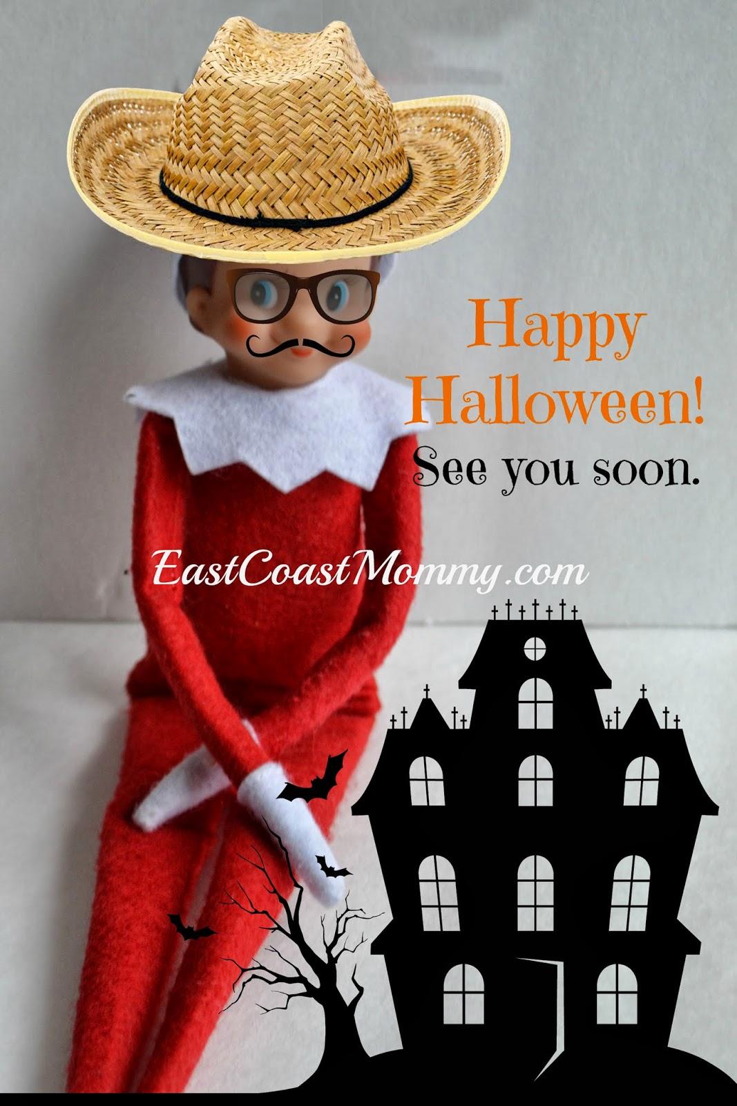 East coast mommy elf on the shelf halloween greetingee printable elf on the shelf halloween greetingee printable m4hsunfo