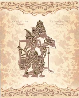 Undangan Pernikahan Erba W-1802