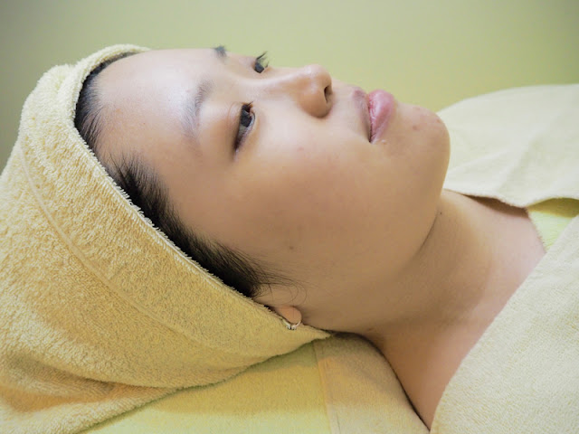 Expressions IPL Acne Treatment Facial Review Lunarrive Singapore Lifestyle Blog