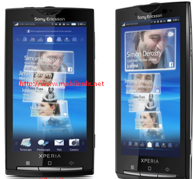 Sony Ericsson Xperia X10 Flash File Free Download