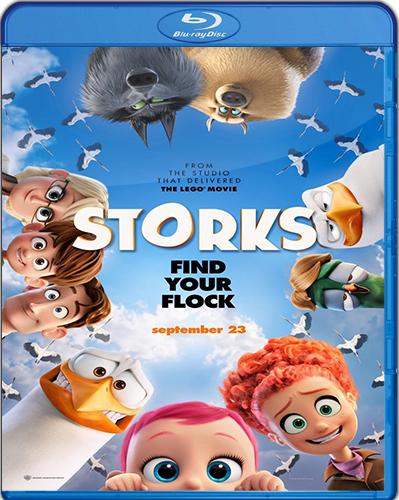 Storks [2016] [BD25] [Latino]